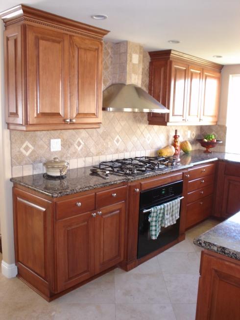 5 razones para instalar tu cubierta de granito for Cubierta cocina