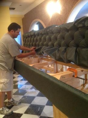 Proyecto realizado en la Ciudad de Tijuana , el el Bar El Gendarme